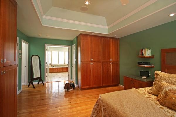 mosby master bedroom